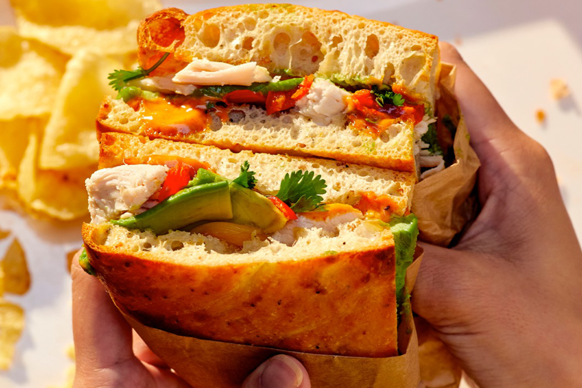 Panera pursuing goal to become climate positive